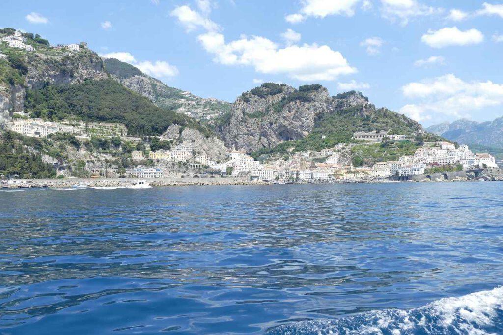 Najpiękniejszy półwysep Europy – Costiera Amalfitana